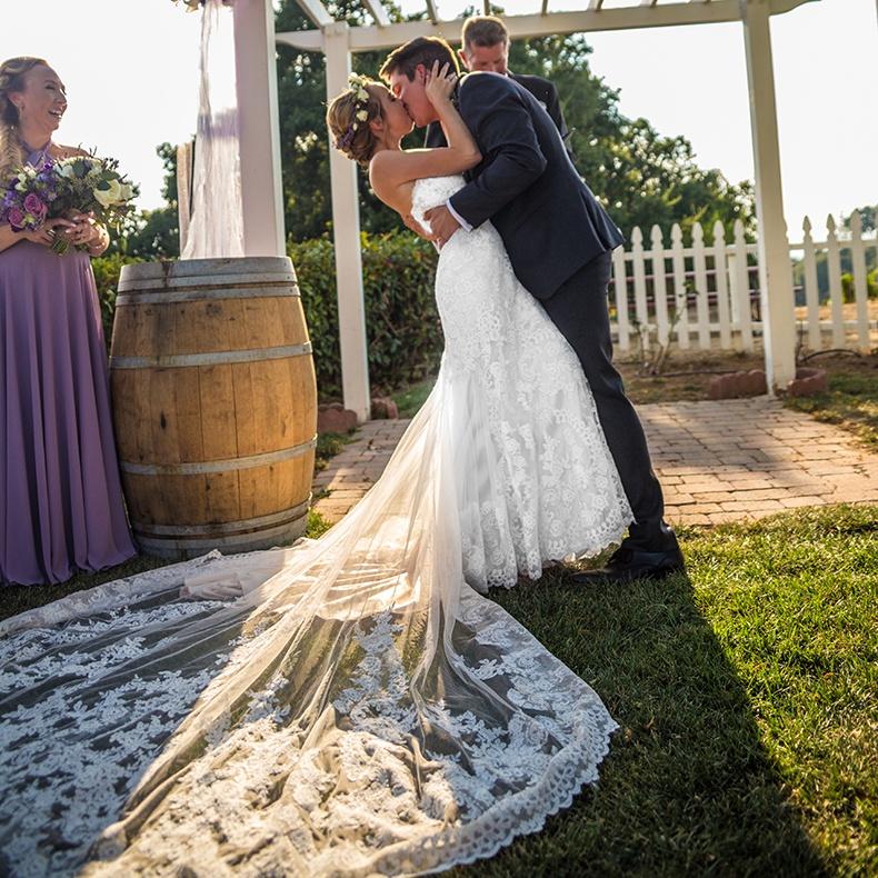 Cassidy Valenzuela Wedding Dress