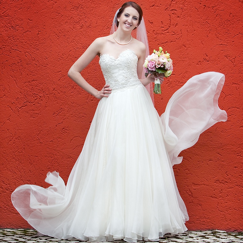 Claire Ostertag-Hill Wedding Dress