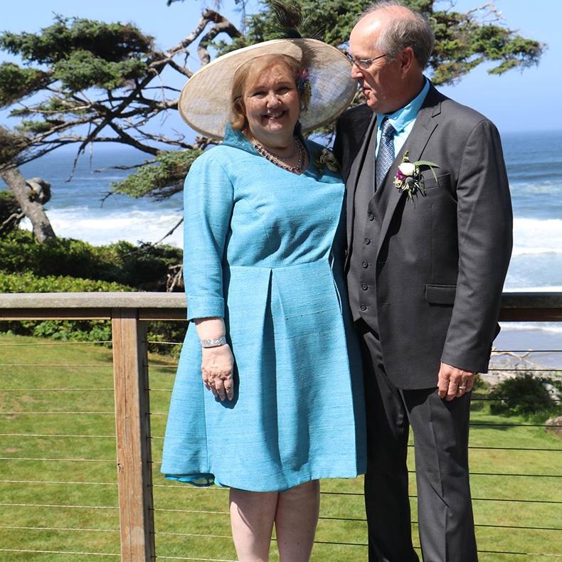 Pamela Basey Wedding Jacket