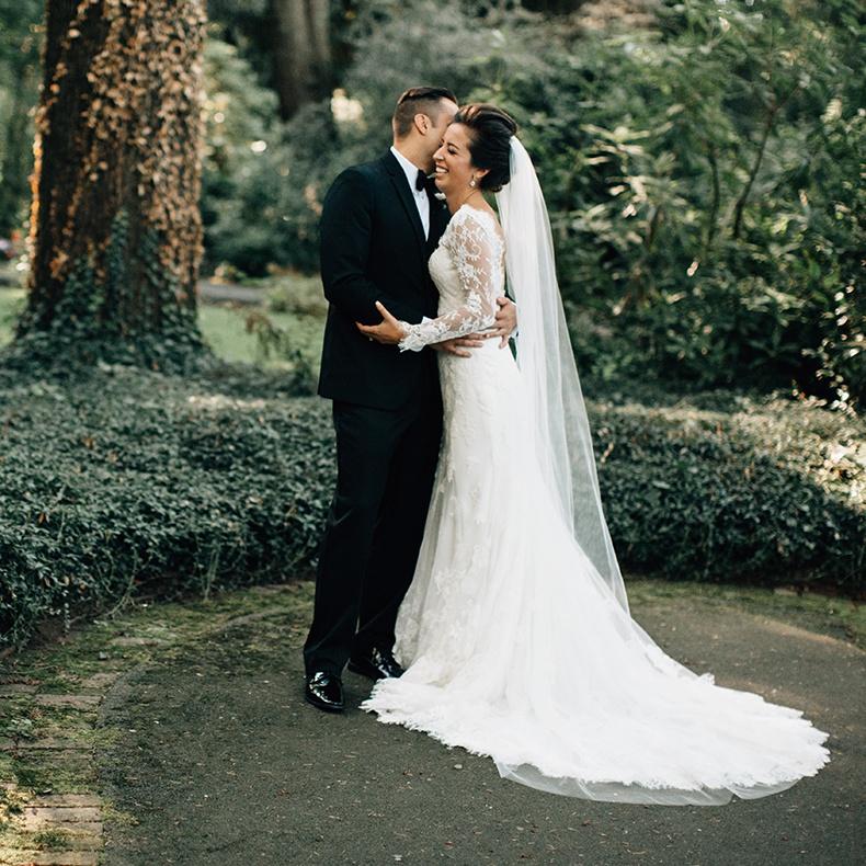 Khia Collet Wedding Dress