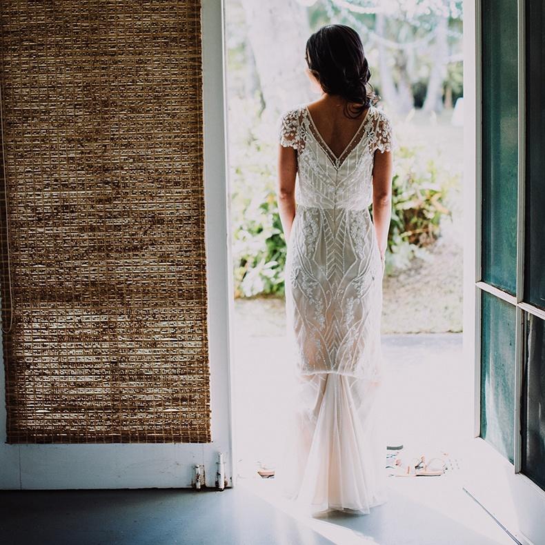 Rachel Yamakawa Wedding Dress