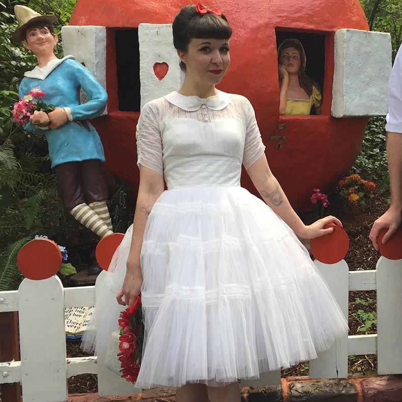 Ashley Wickwire Wedding Dress