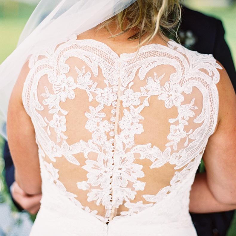 Lissa Pocze Wedding Dress